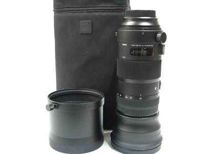 适马 150-600mm f/5-6.3 DG OS HSM Sports佳能口95新