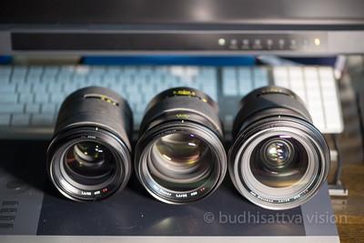卡尔·蔡司 Otus 85mm f/1.4手动镜头