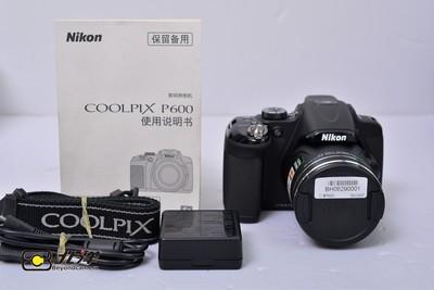 97新 尼康 P600 (BH09290001)