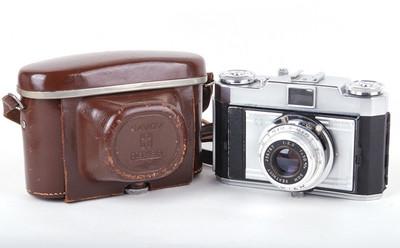 【法国相机】萨瓦罗耶带高级Som Berthiot 50/2.8镜头jp19361