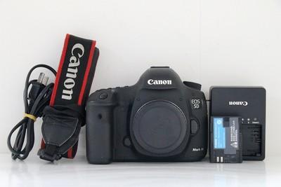 95新二手 Canon佳能 5D3 单机 高端单反 无敌三 回收 007533成