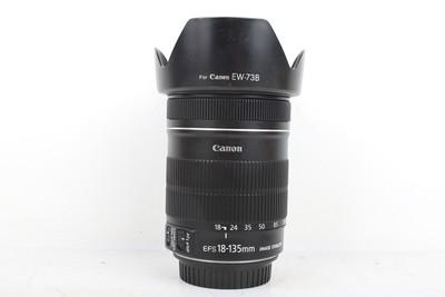 94新二手 Canon佳能 18-135/3.5-5.6 IS变焦镜头 回收 509658京