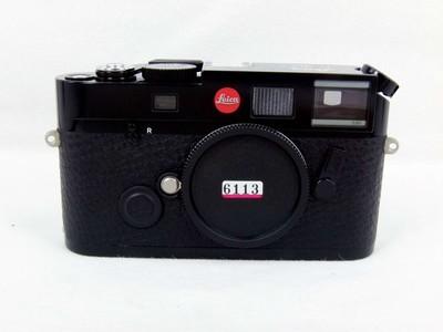 华瑞摄影器材-徕卡Leica M6 黑漆