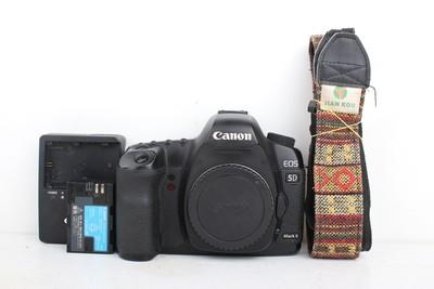 90新二手Canon佳能 5D2 单机 无敌兔 高端相机 回收 SN1229京