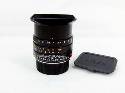 华瑞摄影器材-徕卡Leica Summilux-M 35/1.4 Asph 11663