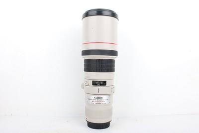 95新二手 Canon佳能 400/5.6 L 456超长焦定焦 回收 129331京