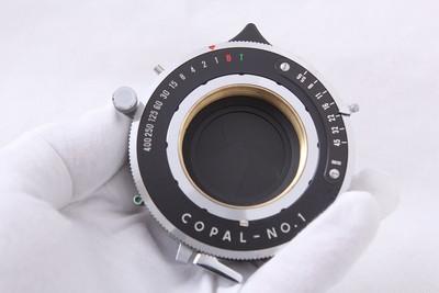COPAL NO 1 快门 1号快门 大画幅镜头快门