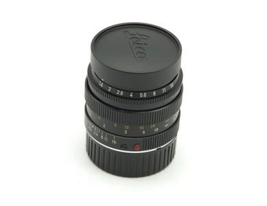 Leica 徕卡 Summilux-M 50mm/F 1.4 E43 金膜 超美品