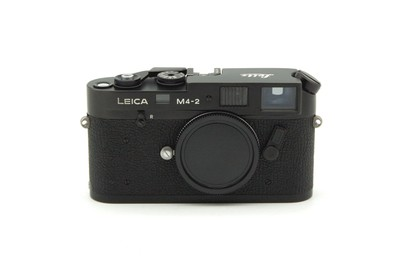 Leica 徕卡 M4-2 黑色机身 高性价比 超美品
