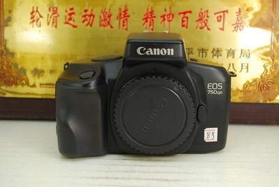 佳能 EOS 750QD 135胶卷电子单反相机 自动傻瓜胶片机 收藏模型