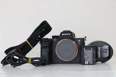 95新二手Sony索尼 ILCE-7RM3 a7r3全画幅微单不出租 079856成
