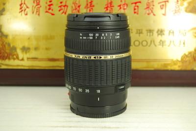95新 a口 腾龙 18-200 F3.5-6.3 A14 单反镜头广角长焦一镜走天下