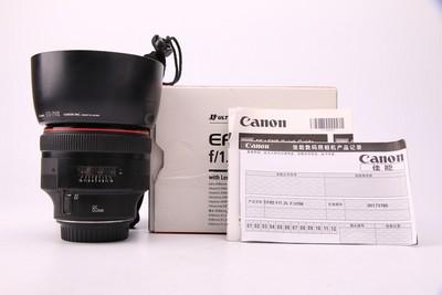 94新二手 Canon佳能 85/1.2 L II EF 二代 大眼睛 回收 173785津