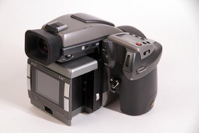 哈苏 H2D+飞思30+ +80MM镜头