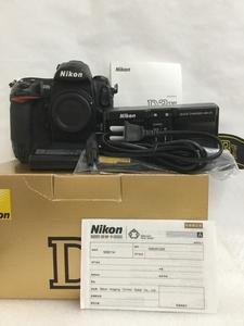 《天津瑞亚》带包装 96新 尼康 D3X  只要9500