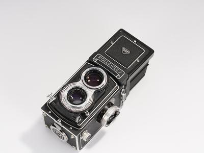 禄来 Rolleiflex 3.5 T 德产120双反相机 Teaar