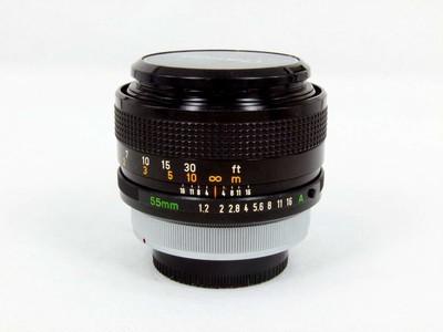 华瑞摄影器材-佳能FD 55/1.2 ASPHERICAL