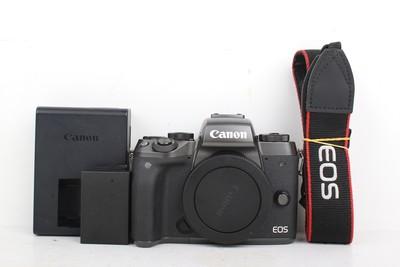 95新二手Canon佳能 M5 单机 微单相机 高价回收 003150京
