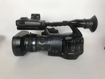 索尼 PMW-EX1R 出售一台索尼EX1R摄像机