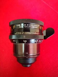 库克 cooke kintal 25mm-F1.8 阿莱口