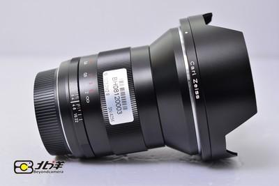 97新 卡尔·蔡司 Distagon T* 21mm 2.8 ZE (BH08120003)