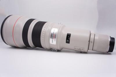 96新带铝镜头箱佳能EF 600mm f/4L 大炮单反镜头打鸟 佳能600/4L
