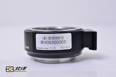 97新 Metabones CY-E mount 转接环 (BH09300003)【已成交】