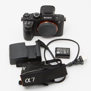 Sony索尼 ILCE-7RM2单机 A7R2 A7RM2 A7RII 无反微单95新 NO:3087