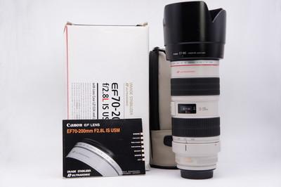 97新带包装佳能 EF 70-200mm f/2.8L IS USM(小白IS)70-200防抖