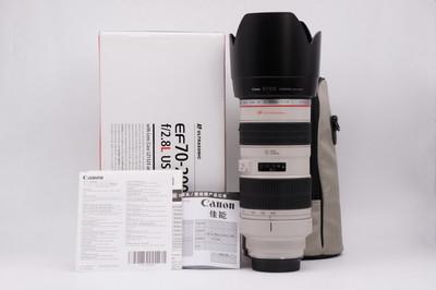 97新带包装佳能 EF 70-200mm f/2.8L USM(小白)70-200不防抖