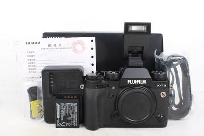 95新二手Fujifilm富士 X-T2 单机 XT2微单相机回收 W56421京