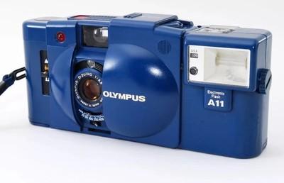 奥林巴斯Olympus XA2蓝色
