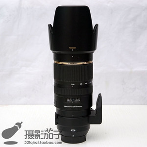 99新腾龙SP70-200mmF2.8DiVCUSDA009尼康口#2857支持高价回收置换