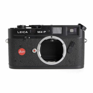 97新 徕卡 Leica M4-P 黑色机身