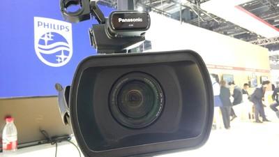 超新国行自用专业双卡松下高清数字摄像机130amc新版摄像机