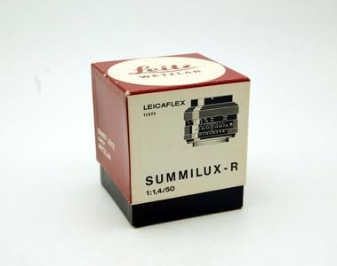 Leica Summilux-R 50 mm f/ 1.4
