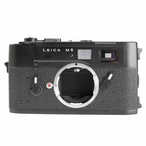 95新 徕卡 Leica M5 三耳 黑色机身