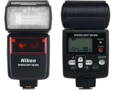 尼康SB-600闪光灯