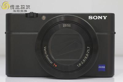 【便携数码相机】索尼RX100M3(NO:8104)*