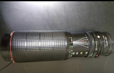 出一支A7上自用的FD100-300F5.6L