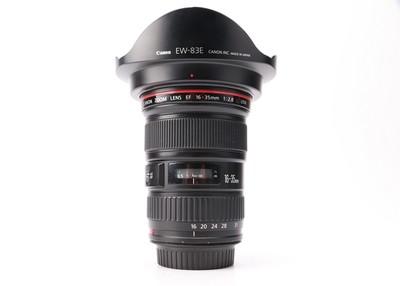 93新二手 Canon佳能 16-35/2.8 L USM 红圈镜头 23351津