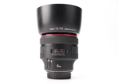 95新二手 Canon佳能 85/1.2 L II EF 二代 大眼睛 223705津