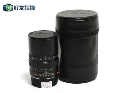 徕卡/Leica Elmarit-M 90mm F/2.8 E46 镜头 *99新*