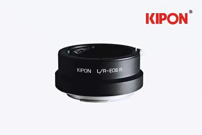KIPON徕卡R口镜头转佳能的全画幅微单机身转接环L/R-EOS R