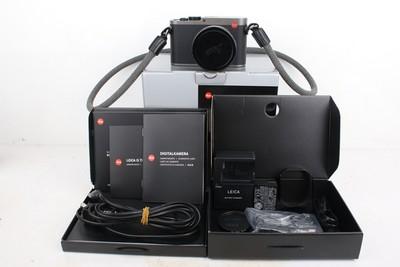 90新二手Leica徕卡 Q 套(28/1.7)钛金灰 数码相机 168991京
