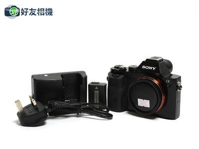 Sony/索尼 IL CE-7 A7单机 全幅微单数码相机 高清旅游  *95新*