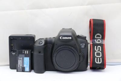 95新二手Canon佳能 6D 单机 高端单反相机 001610深