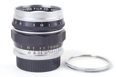 【特价】富士龙  50/2 LTM 徕卡 L39螺口镜#jp20934