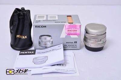 99新 宾得 FA 77mm f/1.8 大陆行货带包装 (BH09150009)