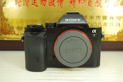 索尼 a7 微单 ILCE-7 全画幅数码相机 2430万像素 翻转屏 带WIFI